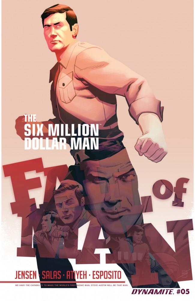 Download The Six Million Dollar Man - Fall of Man #5