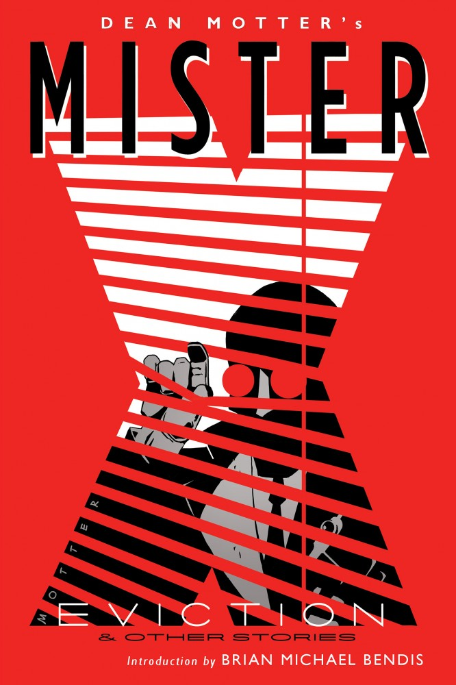 Download Mister X - Eviction and Other Stories #1 - TPB