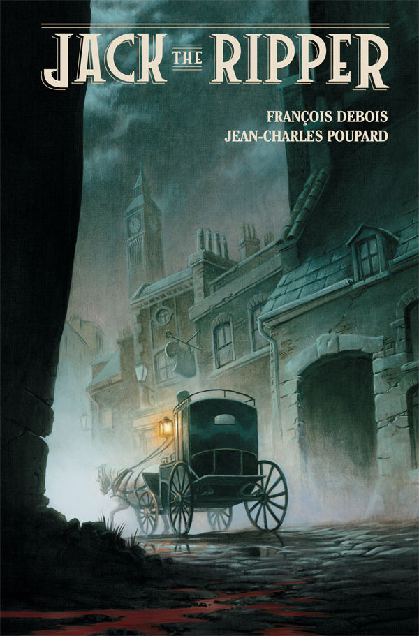 Download Jack The Ripper #1 - Blood Ties