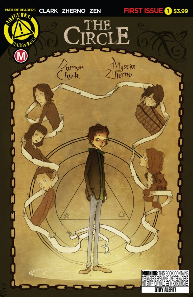 Download The Circle #1