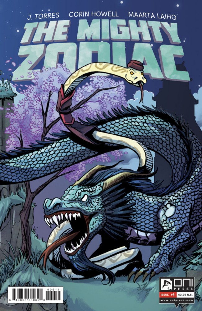 Download The Mighty Zodiac #6