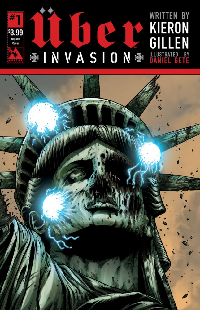 Download Uber - Invasion #1