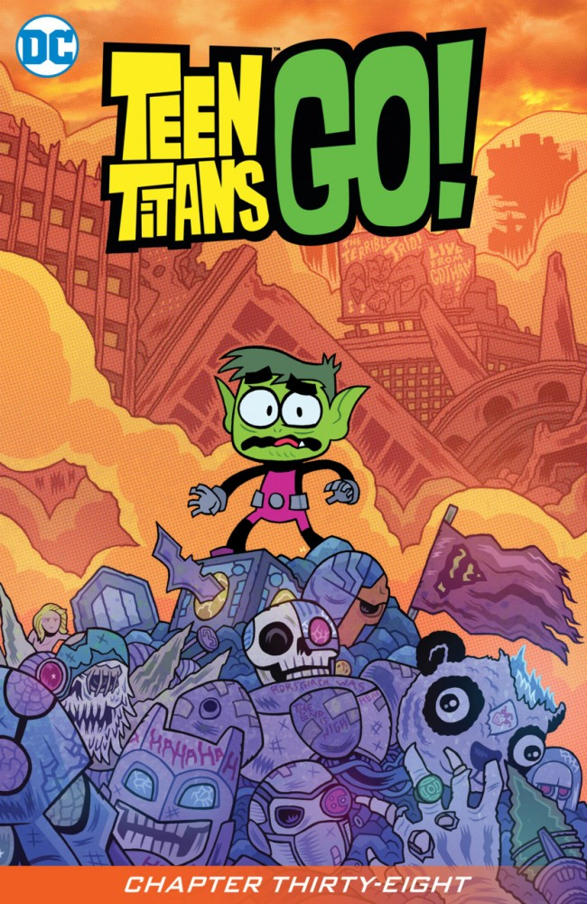 Download Teen Titans Go! #38