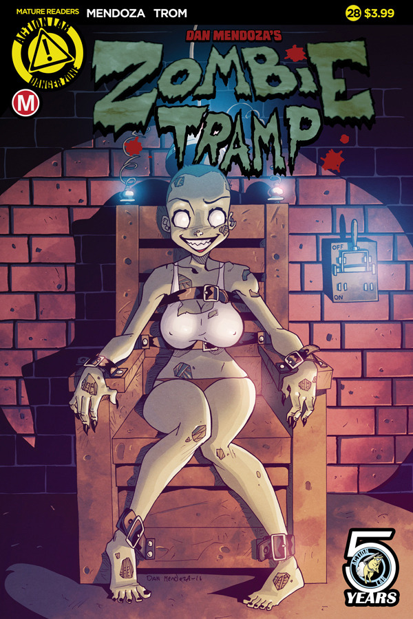 Download Zombie Tramp #28