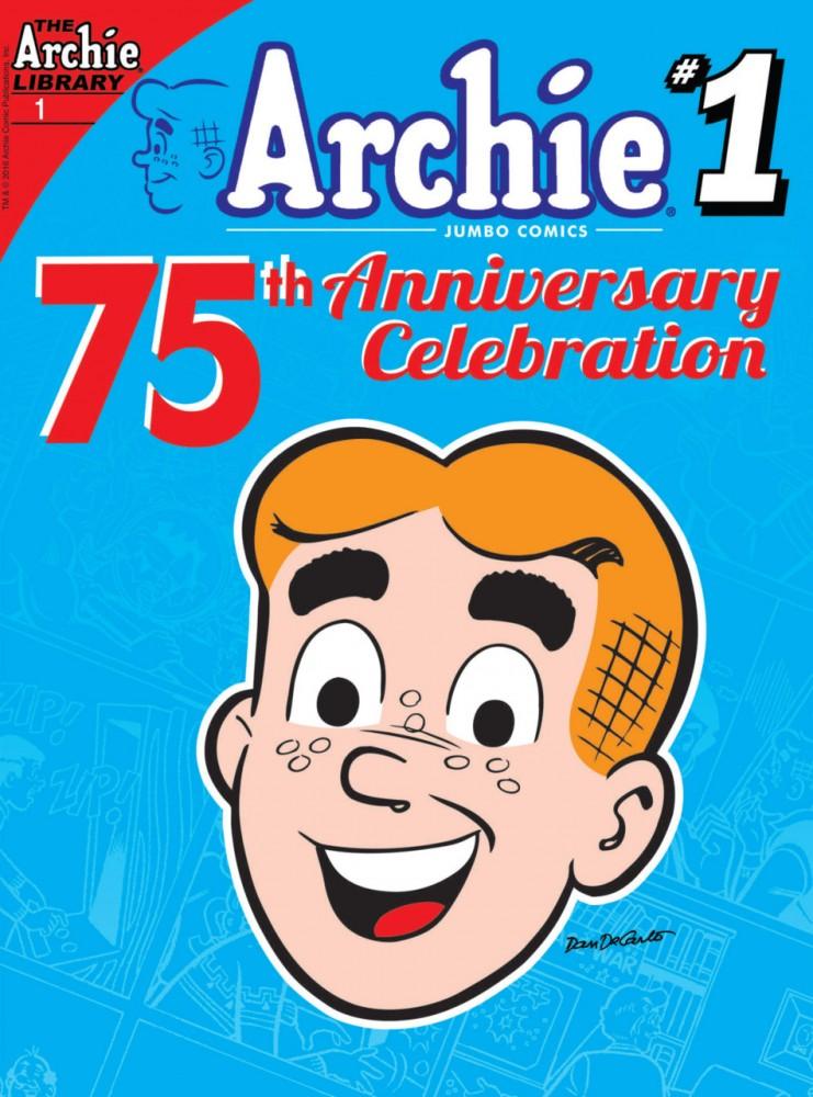 Download Archie 75th Anniversary Digest #1