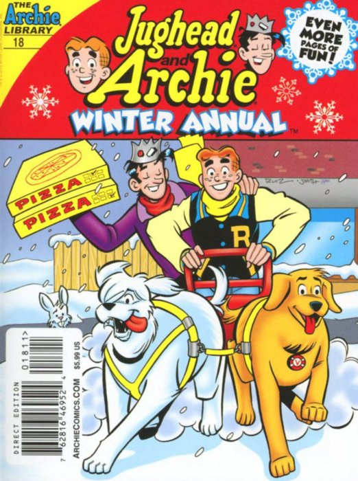 Download Jughead and Archie Comics Double Digest #18