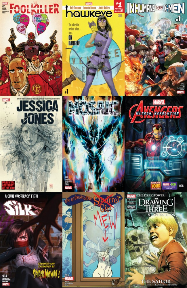 Download Collection Marvel (14.12.2016, week 50)