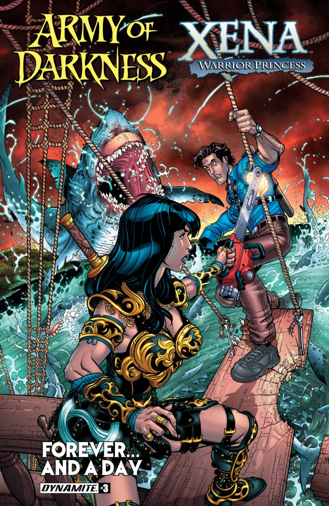 Download Army Of Darkness - Xena Warrior Princess Forever...And A Day #3