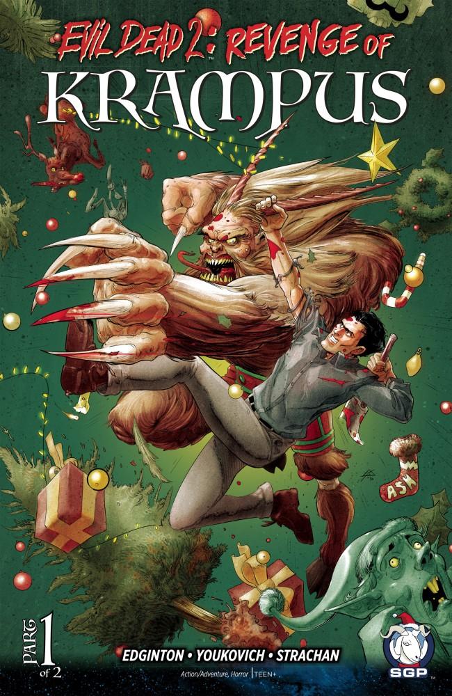Download Evil Dead 2 Revenge Of Krampus #1