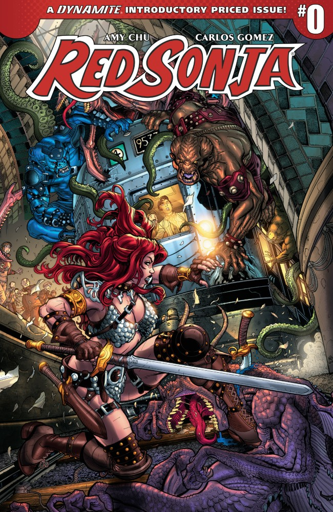 Download Red Sonja Vol.4 #0