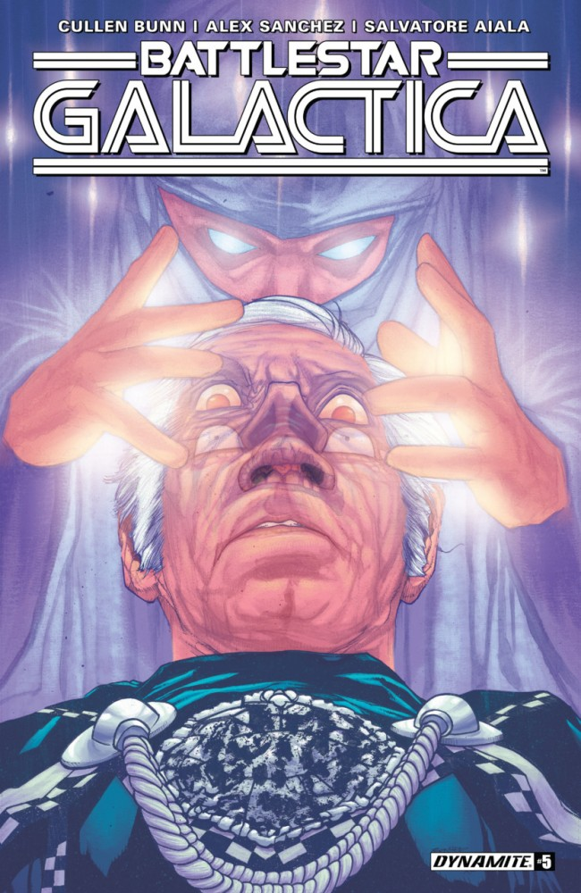 Download Battlestar Galactica (Classic) #5