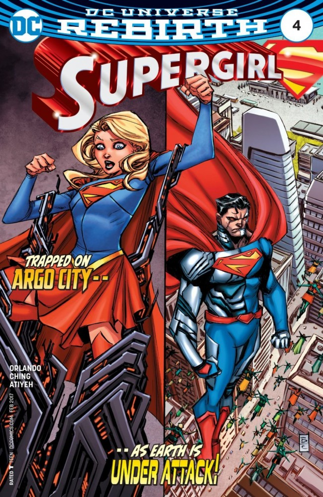 Download Supergirl #4