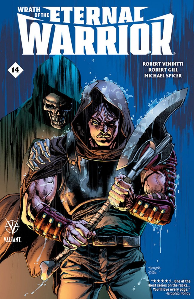 Download Wrath of the Eternal Warrior #14