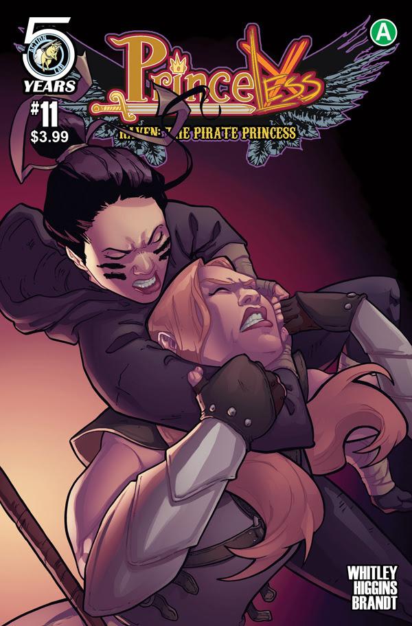 Download Princeless - Raven the Pirate Princess #11