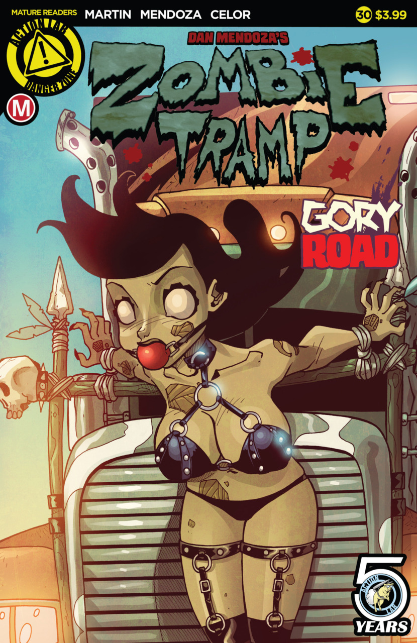 Download Zombie Tramp #30