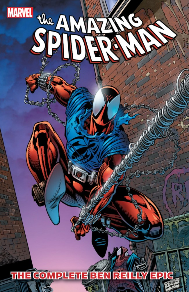 Download The Amazing Spider-Man - The Complete Ben Reilly Epic, Book 1