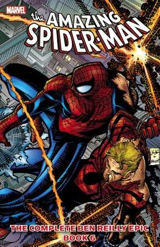 Download The Amazing Spider-Man - The Complete Ben Reilly Epic, Book 6