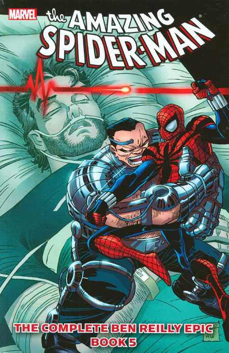 Download The Amazing Spider-Man - The Complete Ben Reilly Epic, Book 5
