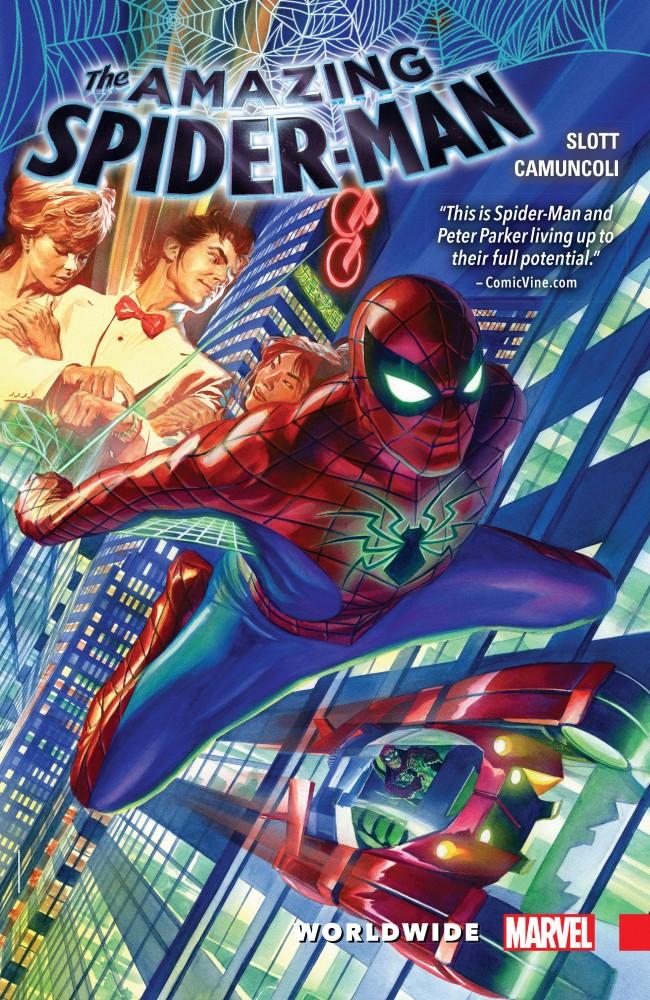 Download The Amazing Spider Man Vol.1 - Worldwide