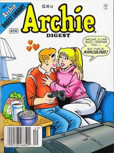 Download Archie Digest #240