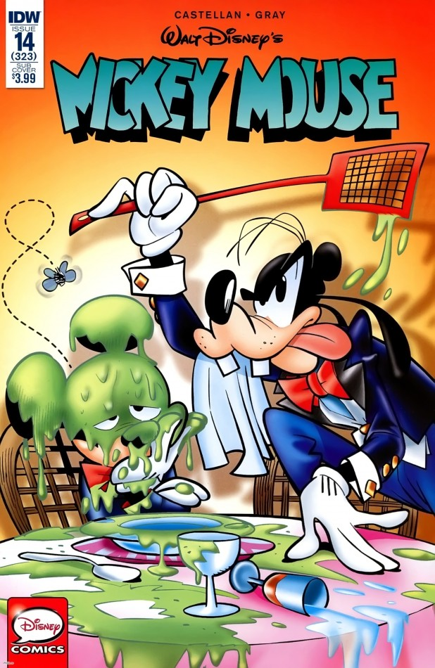 Download Mickey Mouse #14