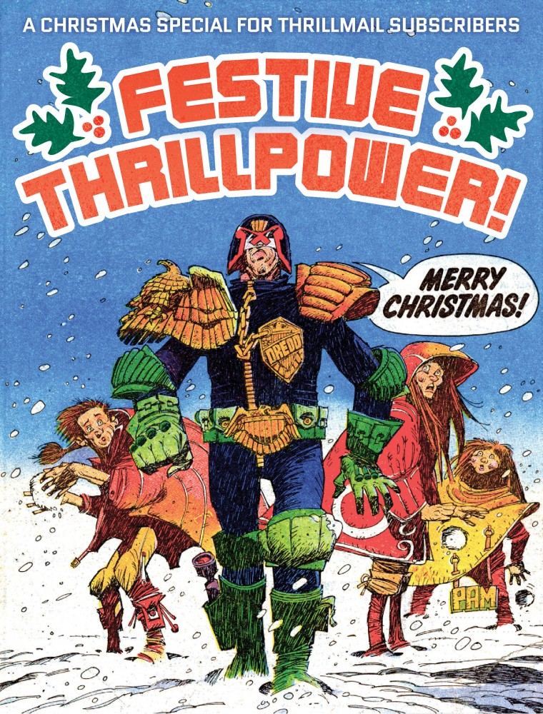 Download Festive Thrillpower 2016