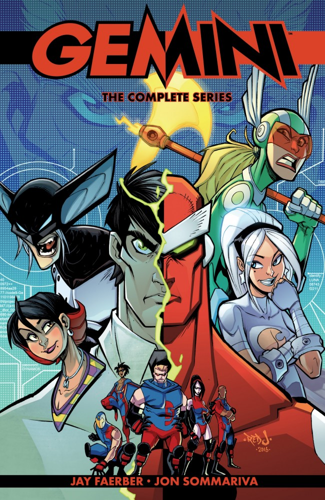 Download Gemini - The Complete Series #1 - TPB