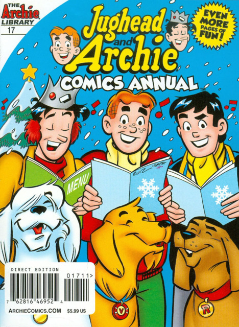 Download Jughead and Archie Comics Double Digest #17
