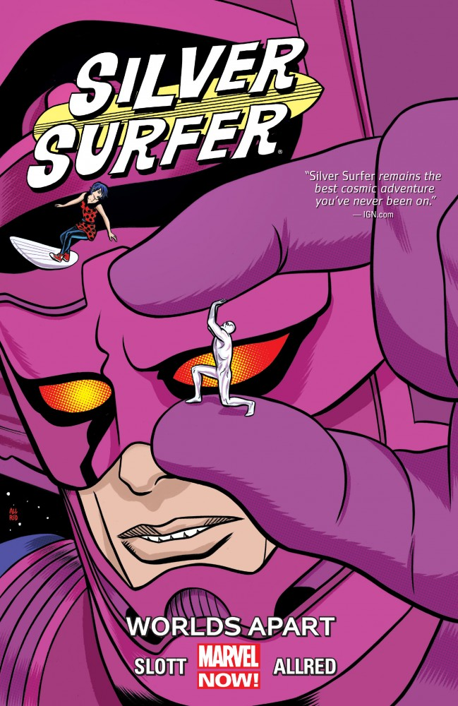Download Silver Surfer Vol.2 - Worlds Apart