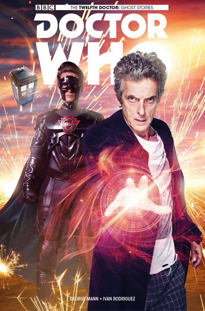 Download Doctor Who Ghost Stories #1