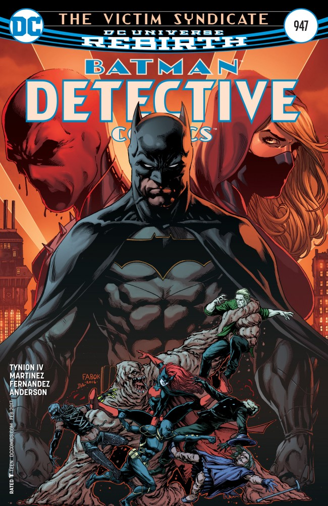 Download Detective Comics #947