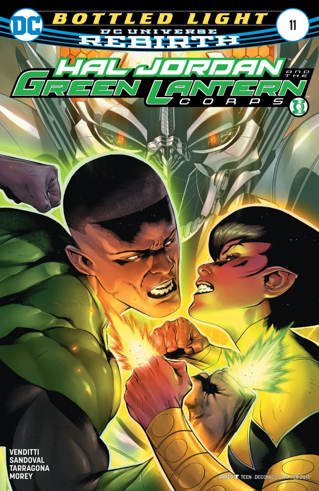 Download Hal Jordan And The Green Lantern Corps #11