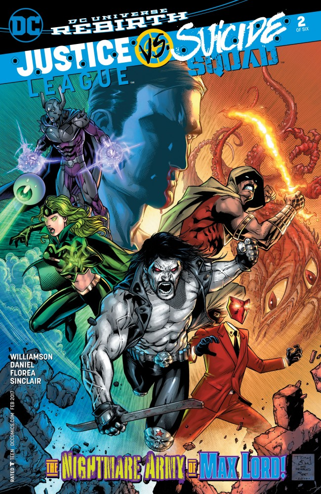 Download Justice League Vs Suicide Squad #2
