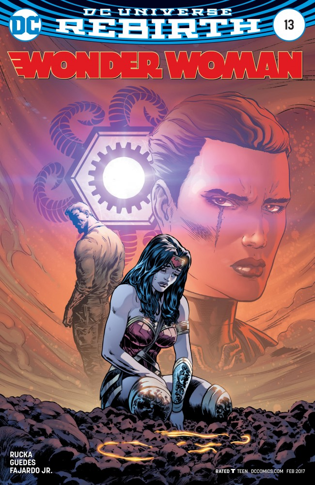 Download Wonder Woman #13