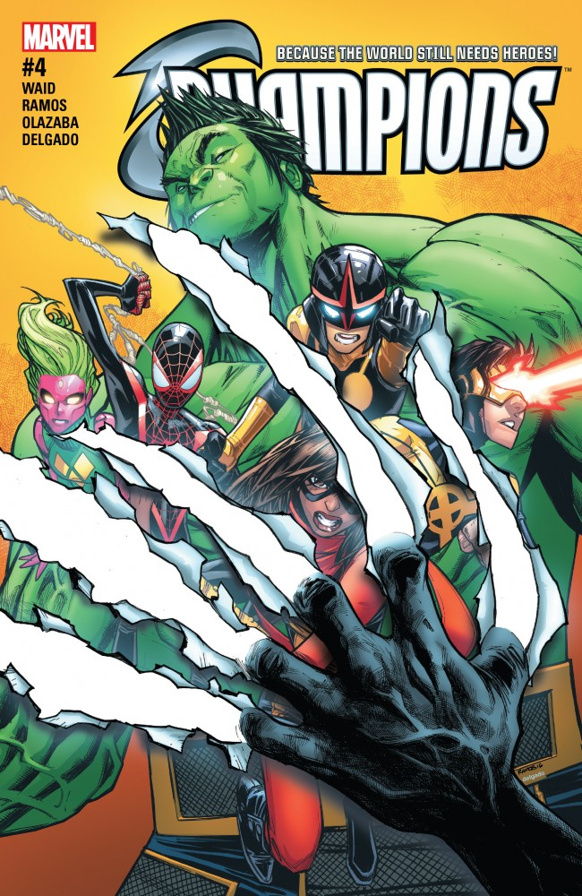 Download Champions #4