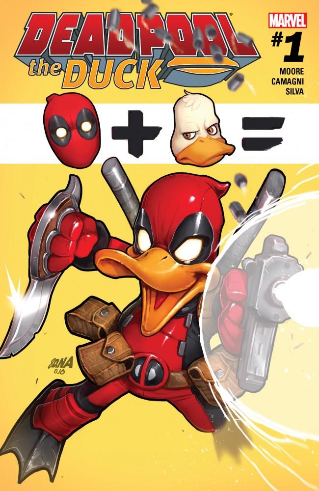 Deadpool the Duck #1