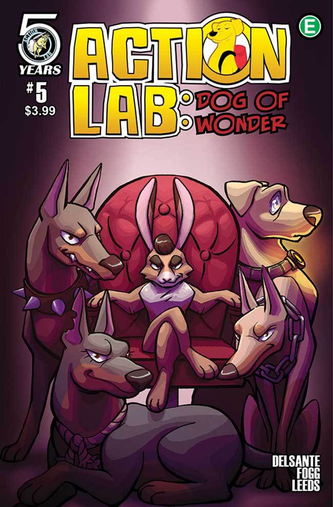 Download Action Lab - Dog of Wonder #5