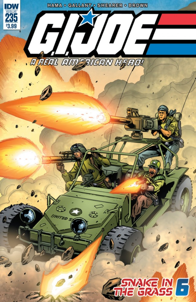 Download G.I. Joe - A Real American Hero #235
