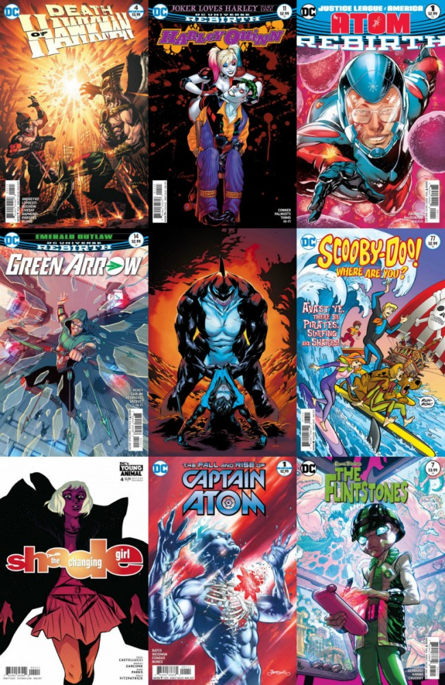 Download DC comics week (04.01.2017, week 53)