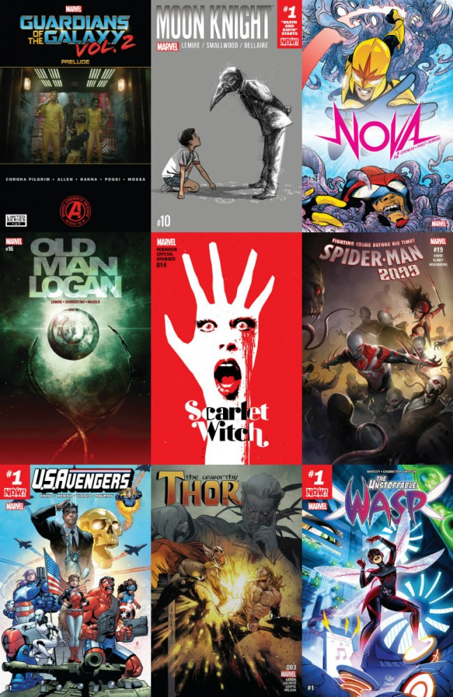 Download Collection Marvel (04.01.207, week 53)