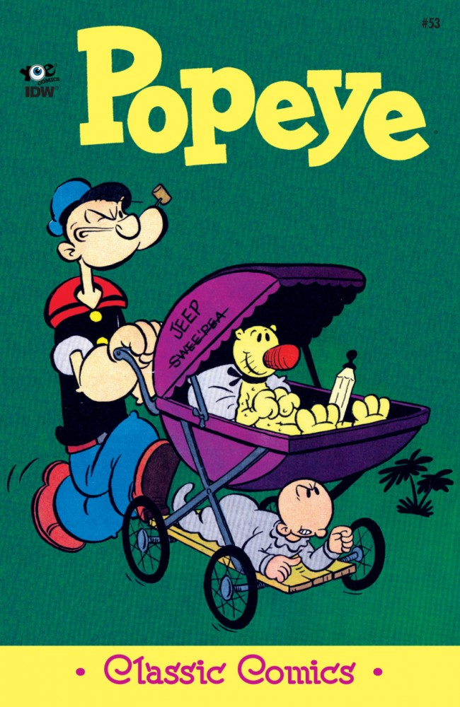 Download Classics Popeye #53