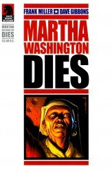 Martha Washington Dies