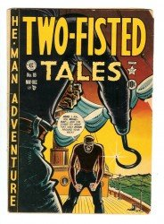 Two-Fisted Tales #18-41 Complete