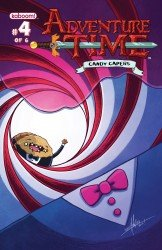 Adventure Time - Candy Capers #04