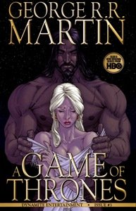 George R.R. Martin's A Game of Thrones #3