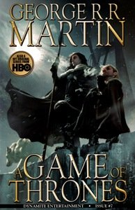 George R.R. Martin's A Game of Thrones #7