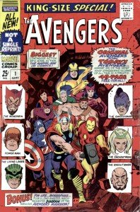 Avengers Annual #01-23