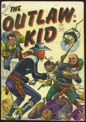 The Outlaw Kid Vol.1 #01-19 Complete