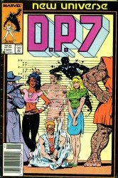 D.P.7 #01-32 + Annual Complete