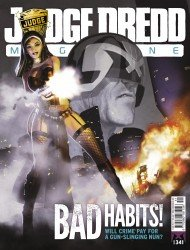 Judge Dredd The Megazine #341